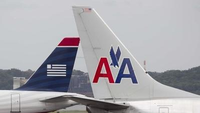 US Airways faces labor strife ahead of airline merger