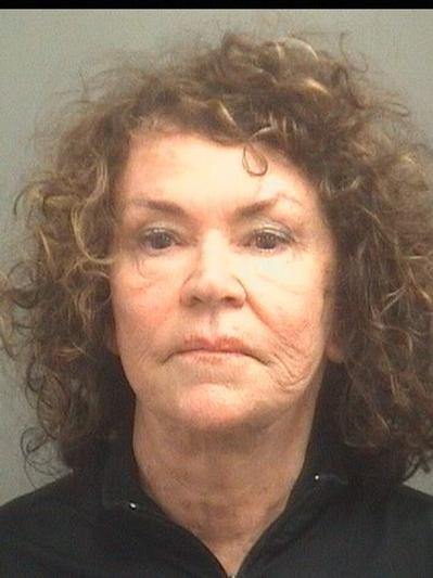 Elizabeth Morse, 65, was arrested on Dec. 3, 2013. She faces charges of neglecting an elderly disabled person and resisting arrest without violence, according to the Palm Beach County Sheriff's Office booking blotter.