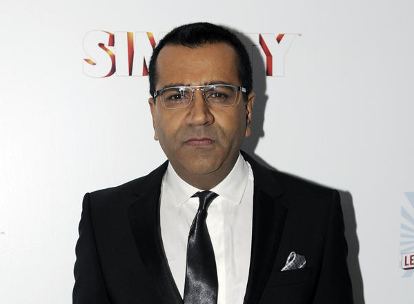Martin Bashir, seen here at the EA SimCity Learn. Build. Create. Inauguration After-Party, is leaving MSNBC.