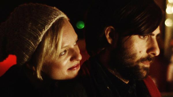 """Elisabeth Moss and Jason Schwartzman in """"Listen Up, Philip."""""""