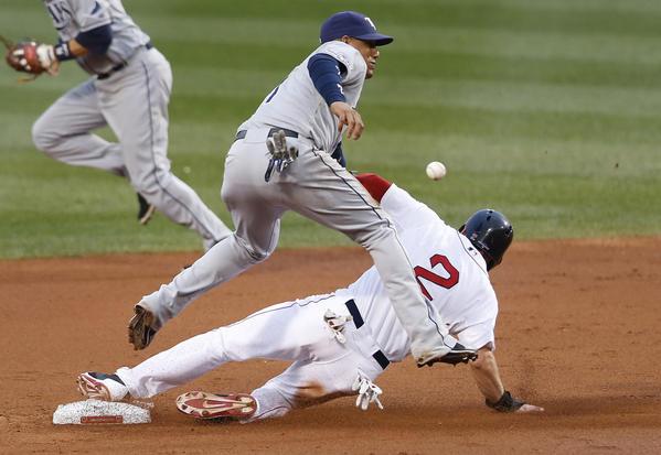 Jacoby Ellsbury stole 52 bases last season.