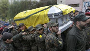Senior Hezbollah commander killed in Beirut