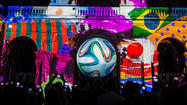 Countdown to World Cup 2014: Brazuca, official match ball, unveiled