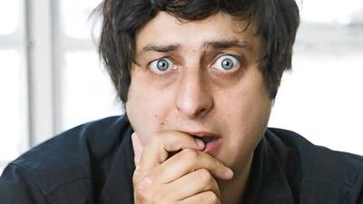 Eugene Mirman At The Spaceland Ballroom