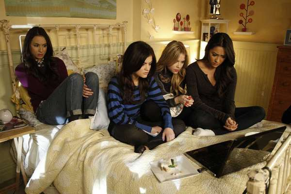 "ABC Family's ""Pretty Little Liars"""
