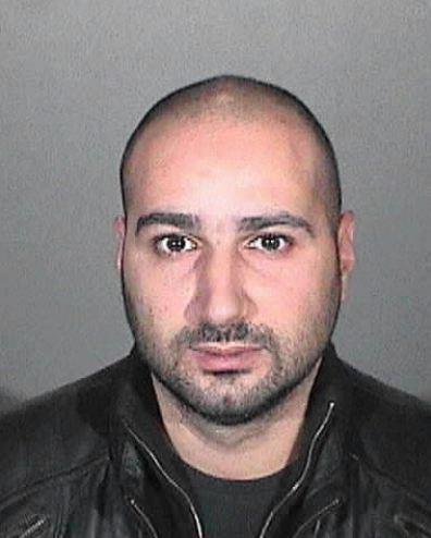Mikheil Mirzoyan was arrested on suspicion of cultivating marijuana in Glendale on Tuesday, Dec. 3.
