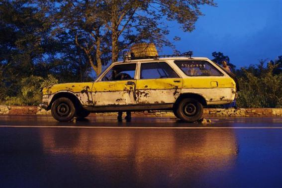 This Peugeot in Mali probably has plenty of miles to go yet.