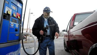 Feds not likely to follow Corbett's lead and raise gas tax