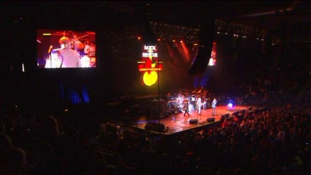 Concert held to benefit Illinois tornado victims