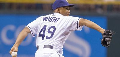 Cubs sign LHP Wright to 1-year deal