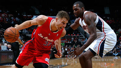 Clippers hit road bump in 107-97 loss to Hawks