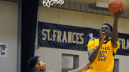 Bracey's big finish leads No. 3 St. Frances past No. 1 Mount St. Joseph
