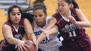 Photo Gallery: CV vs. Sherman Oaks girls basketball