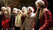 Photo Gallery: Glenola tree lighting ceremony