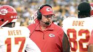 Sports Notebook: Andy Reid, Chiefs look to snap losing streak