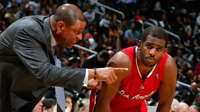 Doc Rivers wants Clippers to aim high on the road
