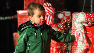 Photo Gallery: Christmas Tree lighting at Glendale City Hall