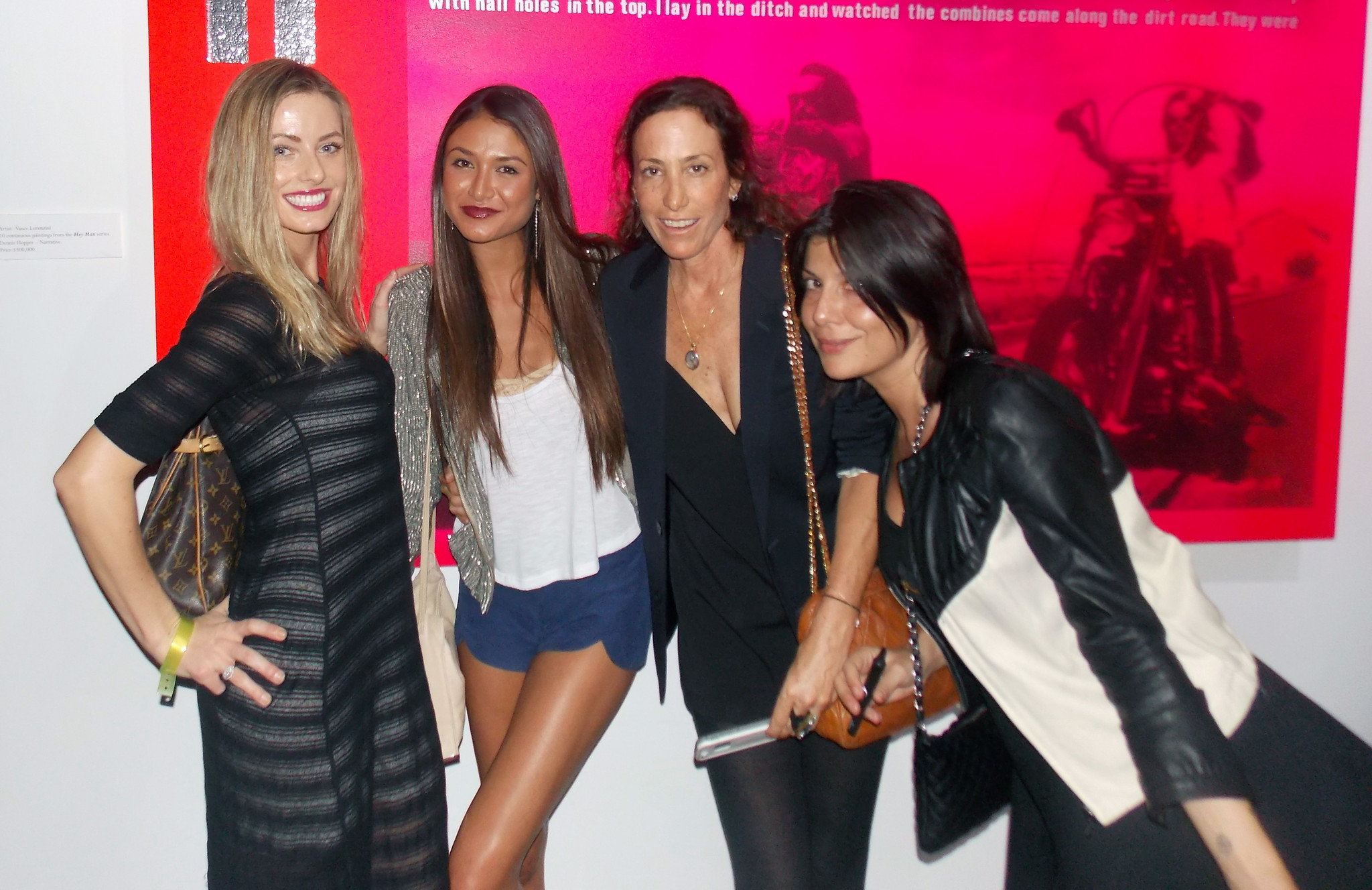 PHOTOS: The fashionistas of Art Basel - Fashionistas of Basel