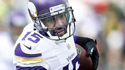 Ravens getting ready for Vikings receiver Greg Jennings