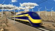 California bullet train project handed another setback