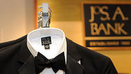 Jos. A. Bank Clothiers continues to review Men's Wearhouse offer