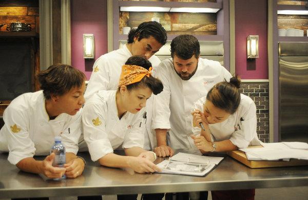 Top Chef - Restaurant Wars