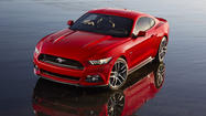 Pictures: Ford Mustang 2015 and through the years