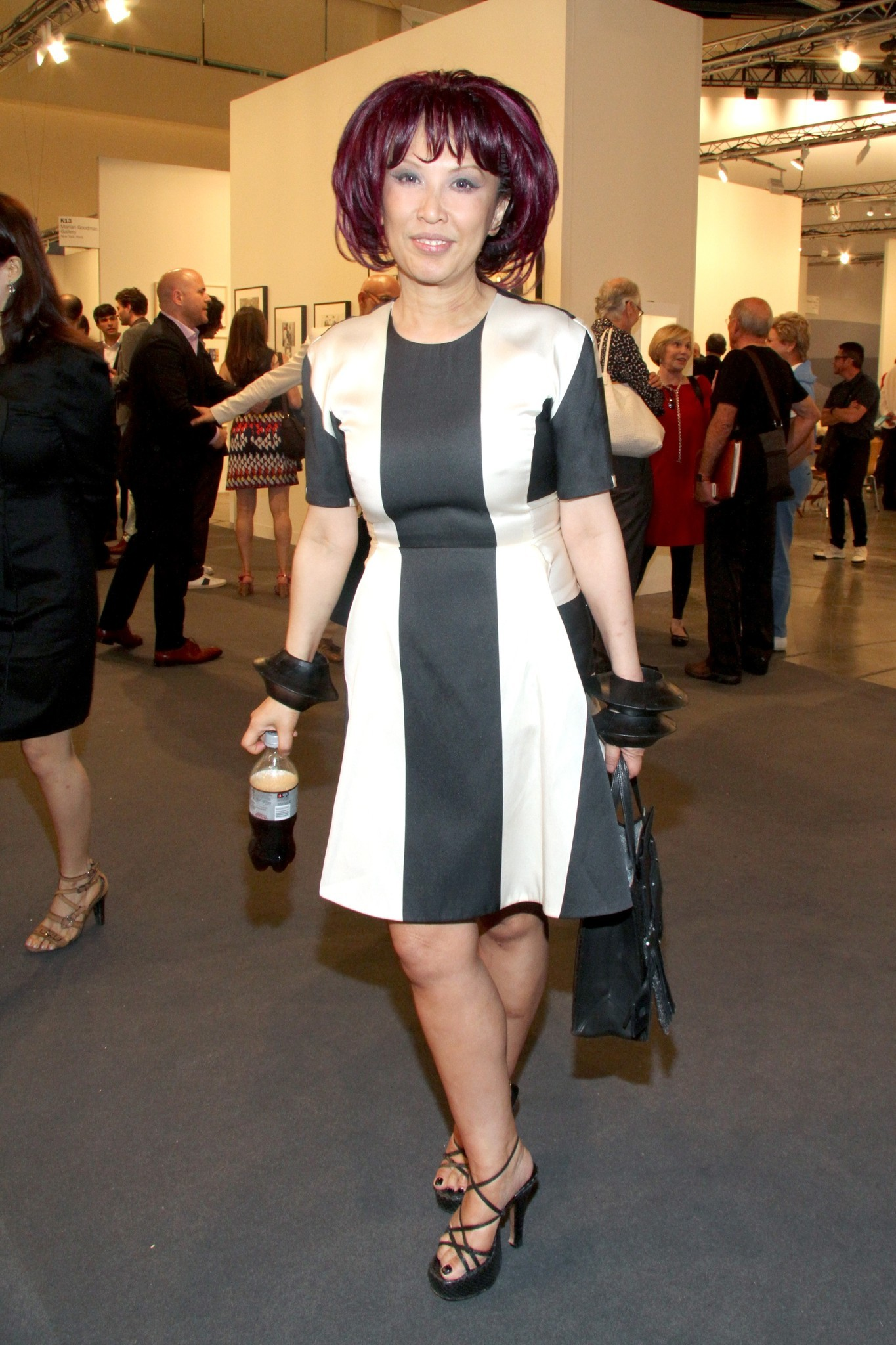PHOTOS: Artists, celebs at Art Basel - Pearl Lam