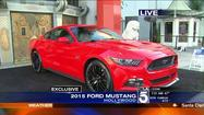 2015 Mustang- Exclusive First Look