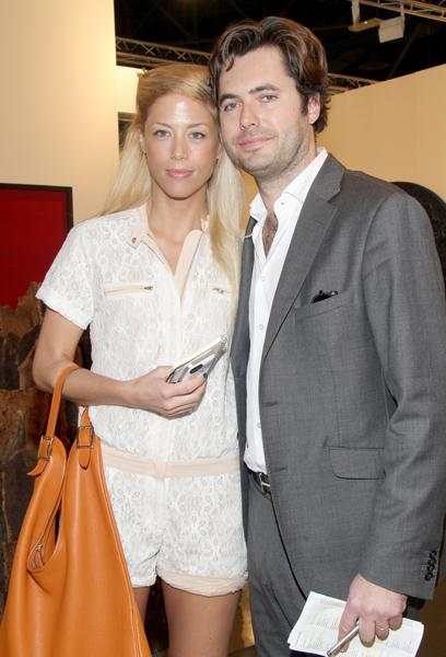 PHOTOS: Artists, celebs at Art Basel - Elodie Taittinger - Richard F. Taittinger