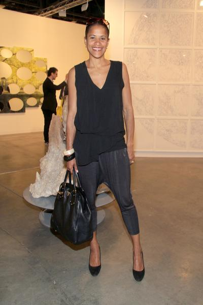 PHOTOS: Artists, celebs at Art Basel - Isolde Brielmaier