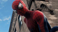 New Spider-Man trailer getting in touch with its villains
