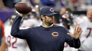 Cutler returns to Bears practice