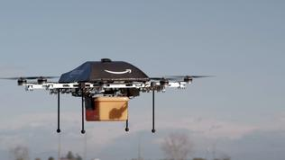 UPS and Google also exploring drone delivery