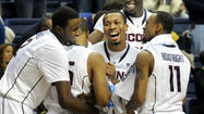 UConn Men's Basketball 2013-14 Pictures
