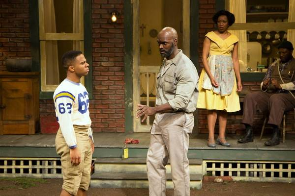 "an analysis of the play fences by august wilson A review of 'fences' at mccarter theater center fences,"" part of august wilson's 10-play mccarter theater center in princeton that."
