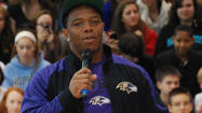 After Ray Rice post on Facebook, officials say Dundalk bullying report has been investigated