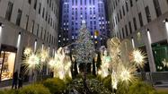 Photos: Rockefeller Center tree lighting