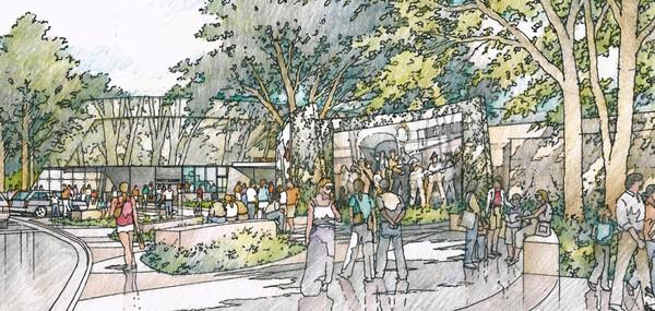 Festival of Arts officials want to renovate the exterior façade and create a more pedestrian-friendly environment at the Laguna Canyon Road property. The project is estimated to cost $2 million, according to festival officials.