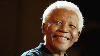 Nelson Mandela, South African crusader for racial equality, dies at 95