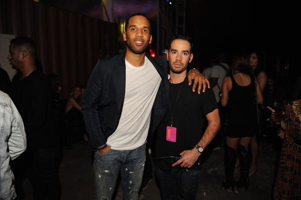 PHOTOS: Artists, celebs at Art Basel - Kendrick Lamar concert