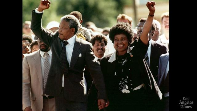 The life and legacy of Nelson Mandela
