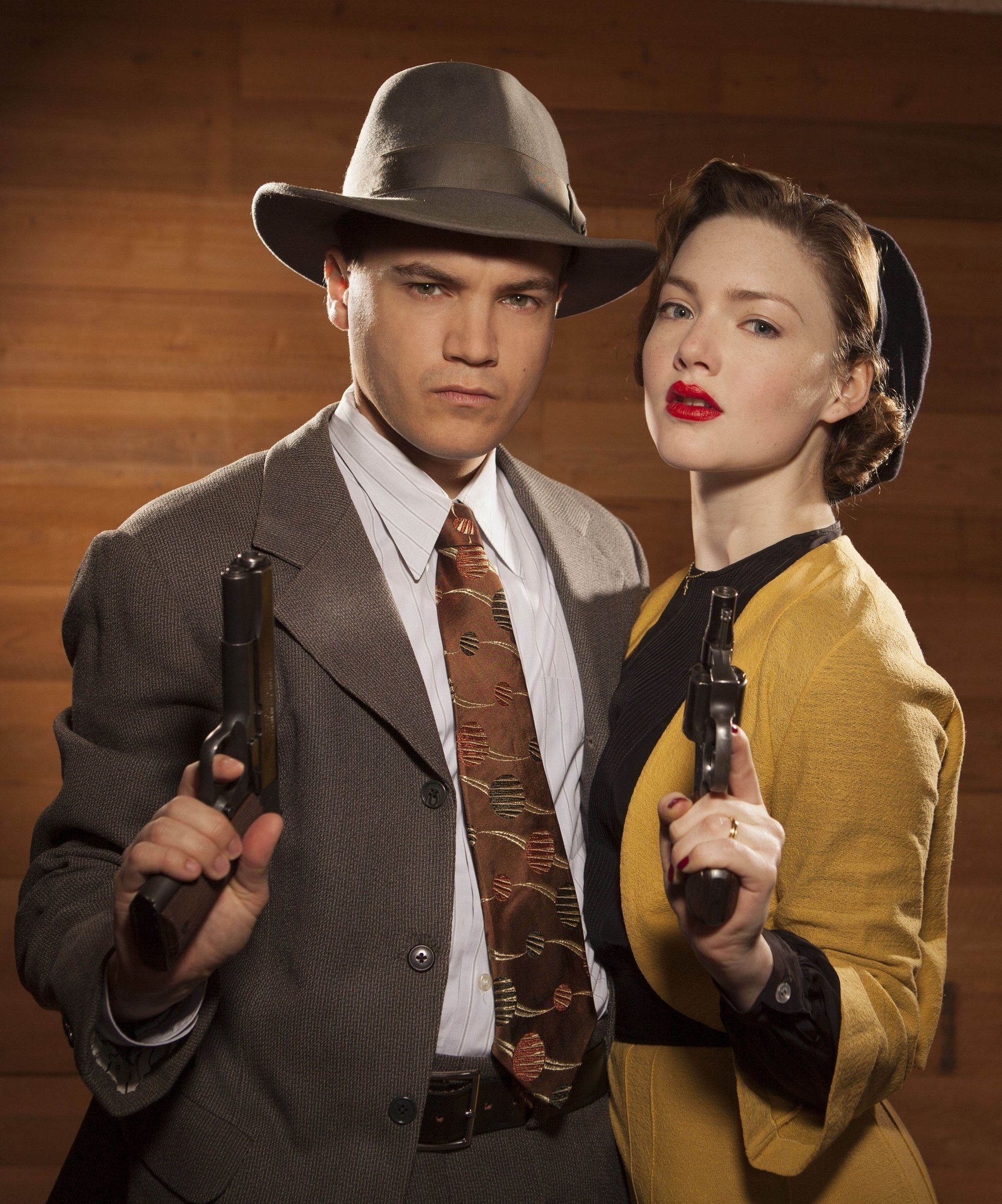 Producers Hope To Take Bonnie And Clyde To The Bank La
