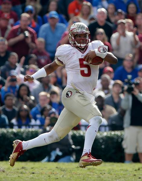Sorry, Jordan Lynch fans, but Jameis Winston deserves to win the Heisman Trophy.