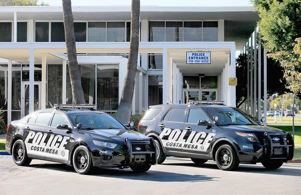 The Costa Mesa Police Department has added 10 new vehicles, each upgraded with high-tech devices and gadgets.