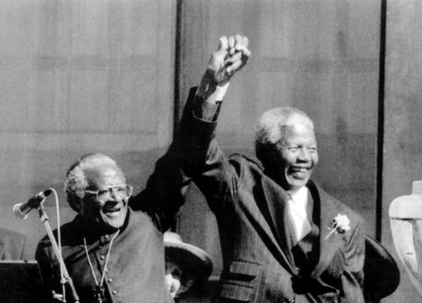 election victory speech nelson mandela The elections began on 27 th april 1994 and lasted for four days the anc won a resounding victory on 10 th may 1994, nelson mandela was inaugurated as the first international nelson mandela day mandela.