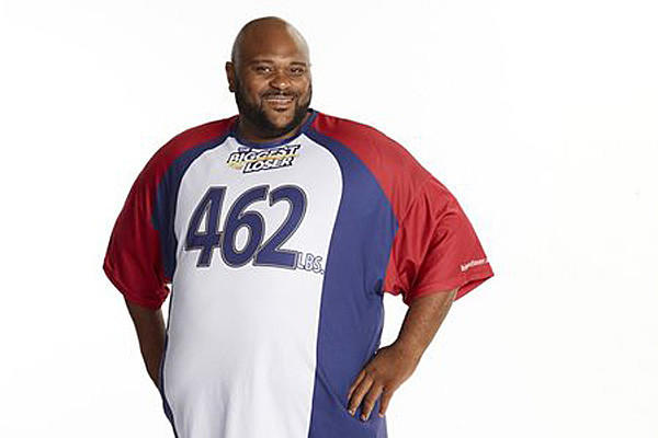 """The Biggest Loser"" contestant Ruben Studdard dismissed speculation that the show pulled strings to bring him back after his first elimination."