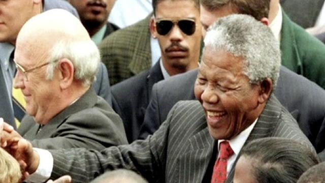 A reporter looks back at Nelson Mandela's release from prison
