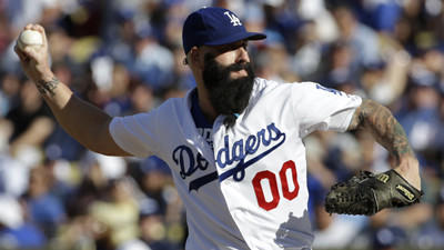 Dodgers sign pitcher Brian Wilson to one-year, $10-million deal