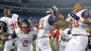 No. 9 Franklin football wins its 1st state title, topping Linganore, 20-7